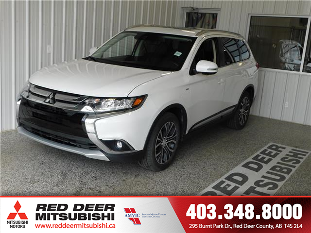 2018 Mitsubishi Outlander GT (Stk: T197885A) in Red Deer County - Image 1 of 18