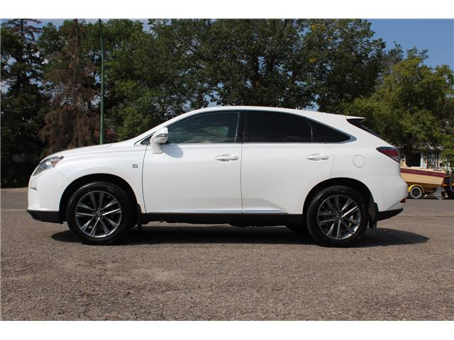 2013 Lexus RX 350 F Sport (Stk: CT2819) in Regina - Image 2 of 27