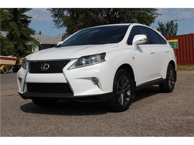 2013 Lexus RX 350 F Sport (Stk: CT2819) in Regina - Image 1 of 27