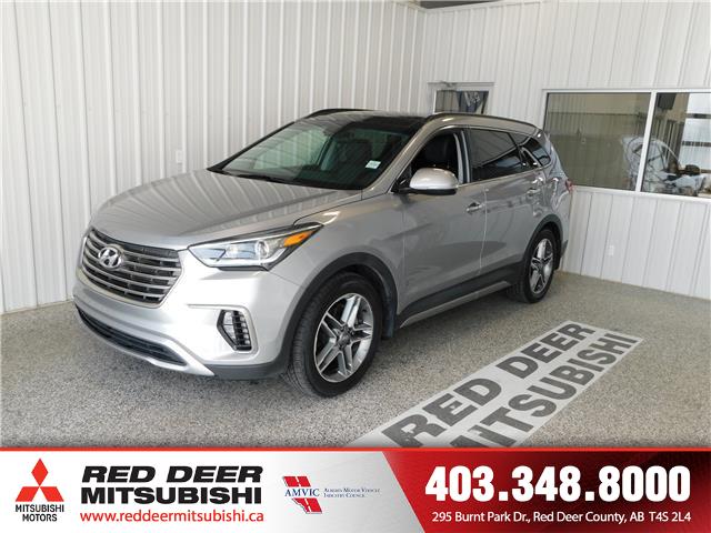 2017 Hyundai Santa Fe XL Limited (Stk: L8062) in Red Deer County - Image 1 of 19