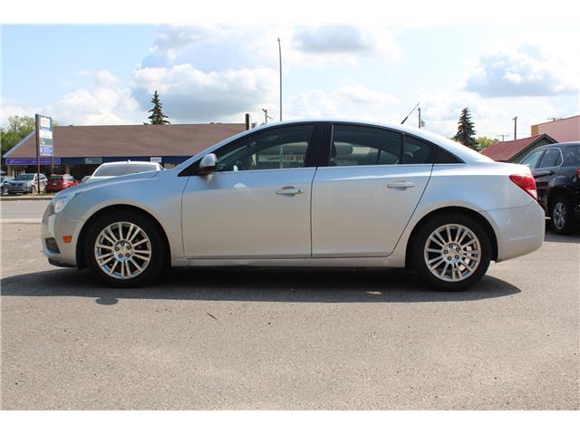 2012 Chevrolet Cruze ECO (Stk: CBK2823) in Regina - Image 2 of 16
