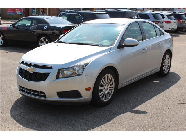 2012 Chevrolet Cruze ECO (Stk: CBK2823) in Regina - Image 1 of 16