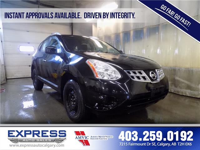 2013 Nissan Rogue S (Stk: P15-1140A) in Calgary - Image 1 of 17