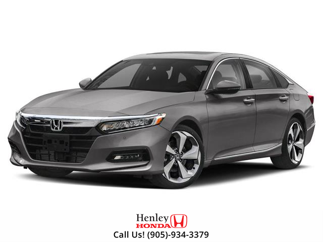2019 Honda Accord Touring 1.5T (Stk: H18443) in St. Catharines - Image 1 of 9