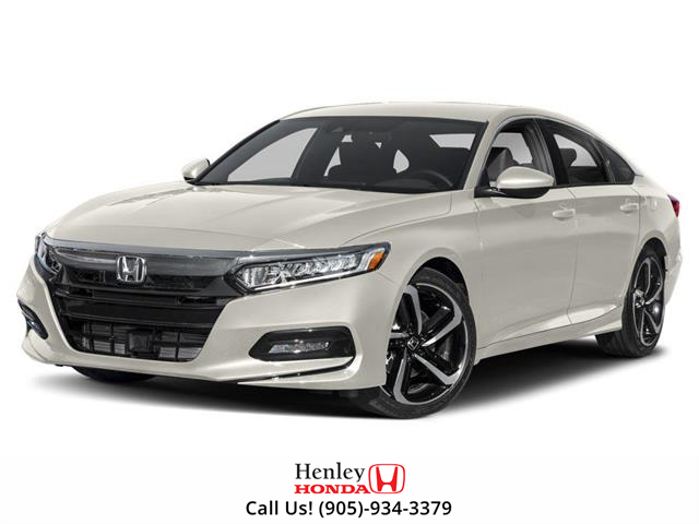 2019 Honda Accord Sport 2.0T (Stk: H18444) in St. Catharines - Image 1 of 9