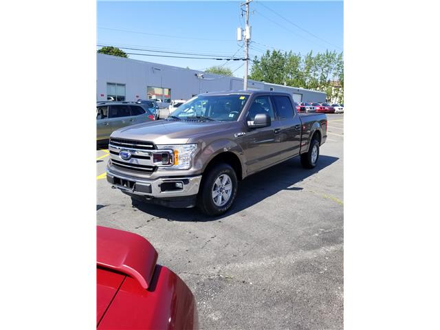 2018 Ford F-150 SuperCrew 5.5-ft. Bed 4WD (Stk: p19-178) in Dartmouth - Image 1 of 17