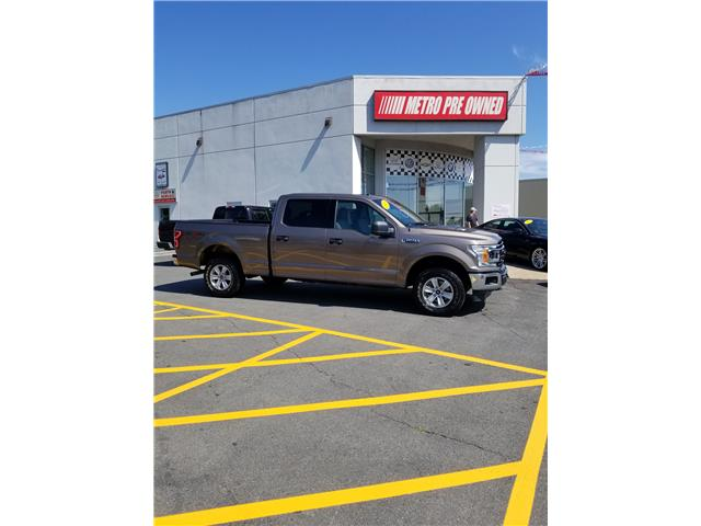 2018 Ford F-150 SuperCrew 5.5-ft. Bed 4WD (Stk: p19-178) in Dartmouth - Image 4 of 17