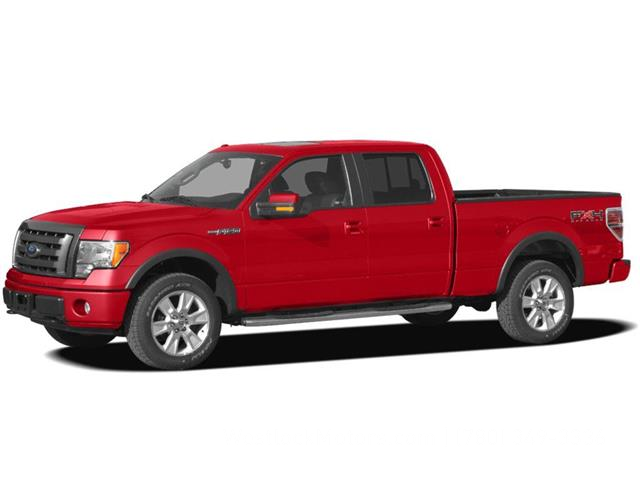 2009 Ford F-150  (Stk: T1923) in Westlock - Image 2 of 2