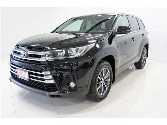 2018 Toyota Highlander XLE (Stk: P5450) in Sault Ste. Marie - Image 1 of 23