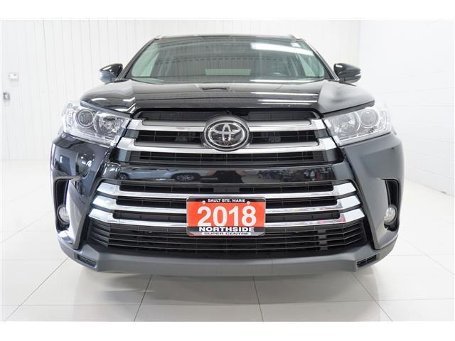 2018 Toyota Highlander XLE (Stk: P5450) in Sault Ste. Marie - Image 2 of 23