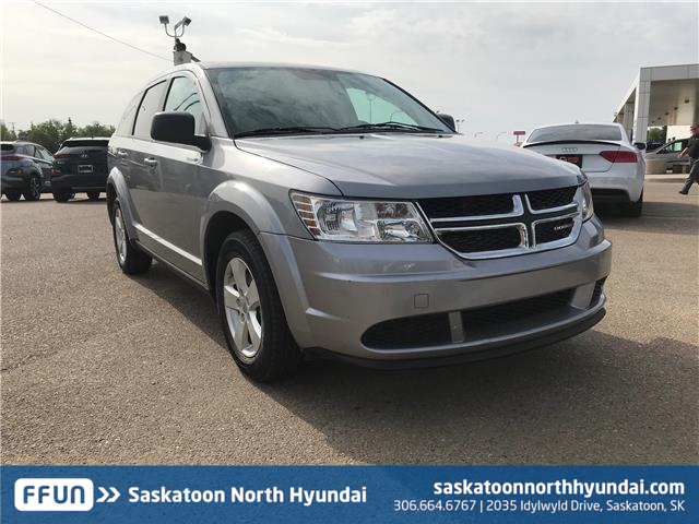 2015 Dodge Journey SXT (Stk: B7382A) in Saskatoon - Image 1 of 19