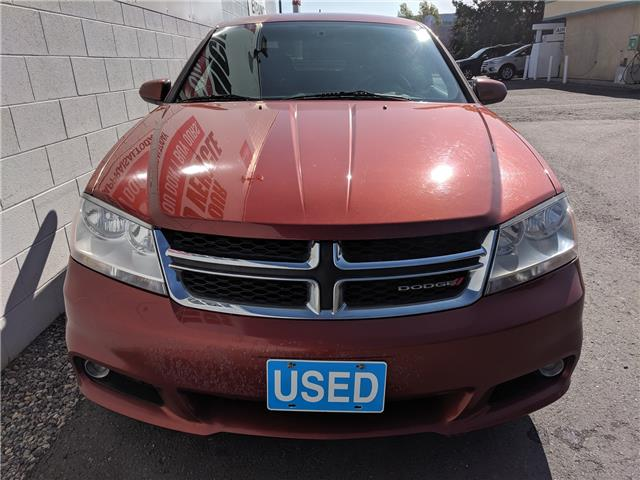 2012 Dodge Avenger SXT (Stk: H04620B) in North Cranbrook - Image 2 of 15