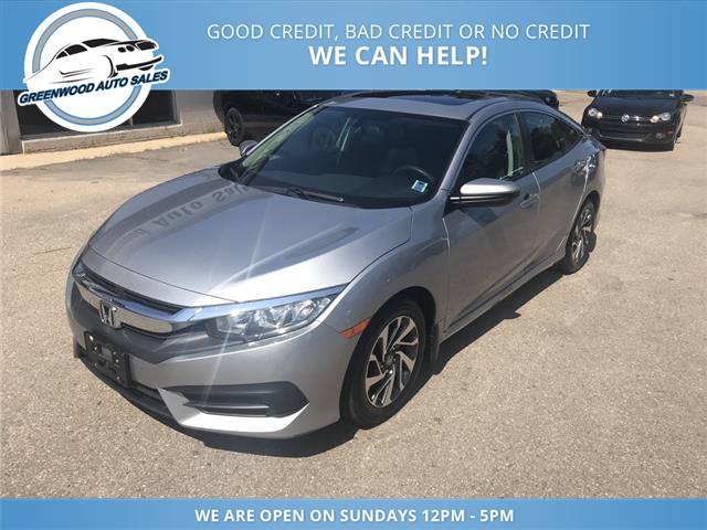 2016 Honda Civic EX (Stk: 16-28842) in Greenwood - Image 2 of 19