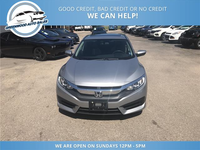 2016 Honda Civic EX (Stk: 16-28842) in Greenwood - Image 3 of 19