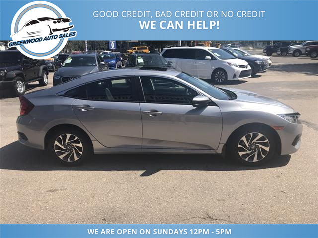 2016 Honda Civic EX (Stk: 16-28842) in Greenwood - Image 5 of 19