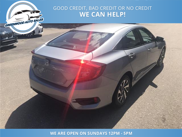 2016 Honda Civic EX (Stk: 16-28842) in Greenwood - Image 6 of 19