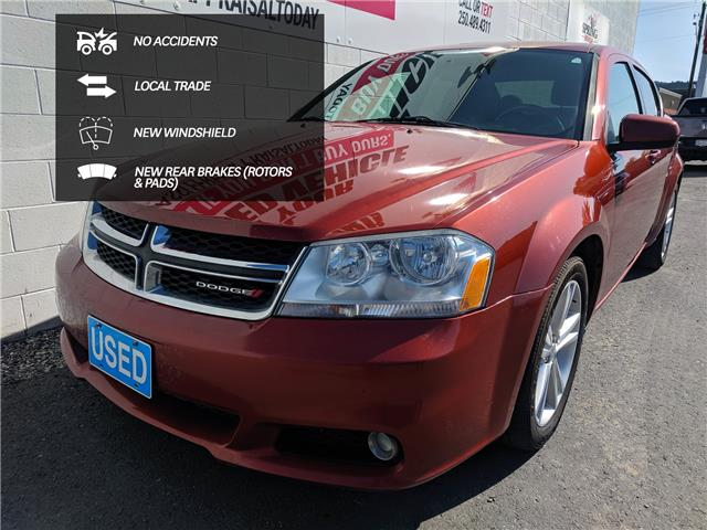 2012 Dodge Avenger SXT (Stk: H04620B) in North Cranbrook - Image 1 of 15