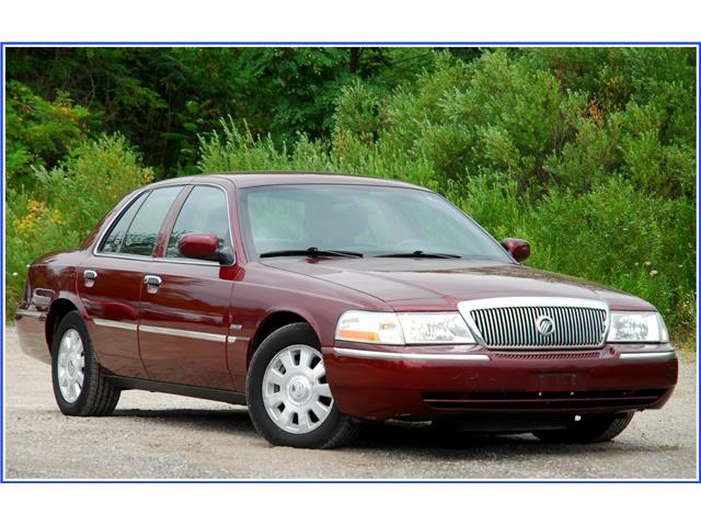 2004 Ford Grand Marquis LS (Stk: 148600X) in Kitchener - Image 1 of 12