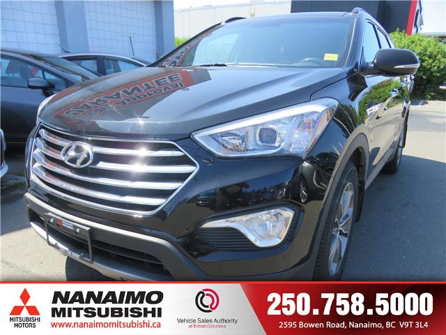 2013 Hyundai Santa Fe XL Luxury (Stk: 9T9053A) in Nanaimo - Image 1 of 14