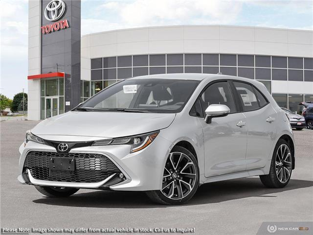 2019 Toyota Corolla Hatchback Base (Stk: 219815) in London - Image 1 of 24
