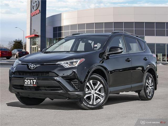 2017 Toyota RAV4 LE (Stk: A219153) in London - Image 1 of 27