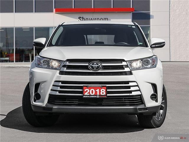2018 Toyota Highlander LE (Stk: A219707) in London - Image 2 of 27