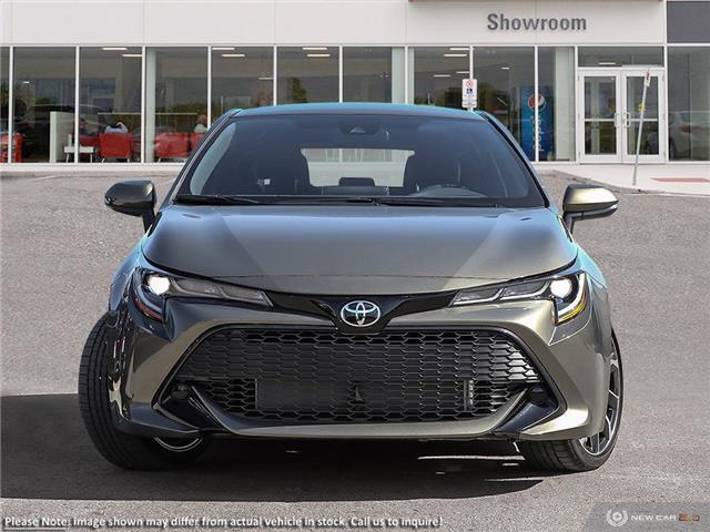 2019 Toyota Corolla Hatchback SE Upgrade Package (Stk: 219814) in London - Image 2 of 24