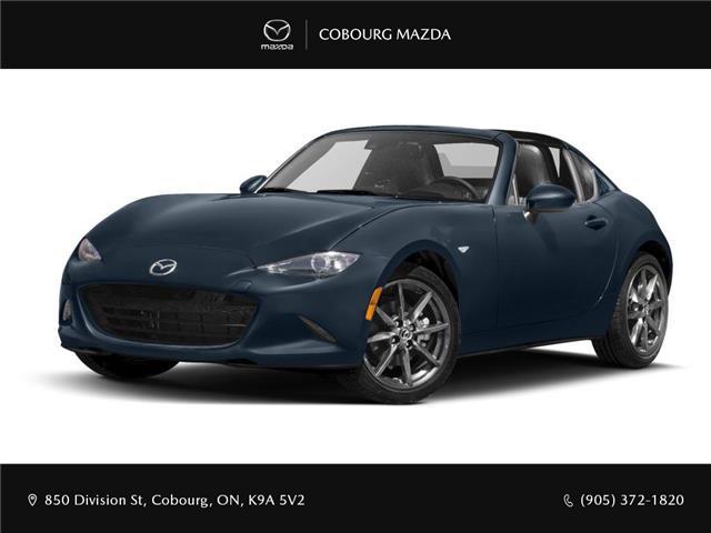 2018 Mazda MX-5 RF GT (Stk: 18235) in Cobourg - Image 1 of 8