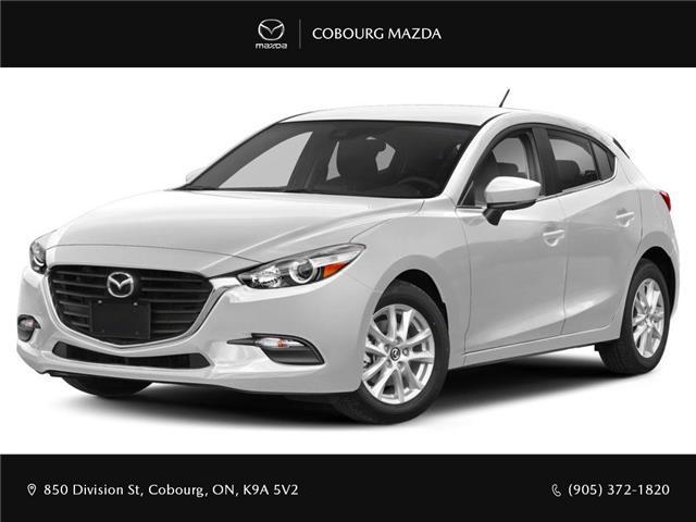 2018 Mazda Mazda3 Sport GS (Stk: 18425) in Cobourg - Image 1 of 9