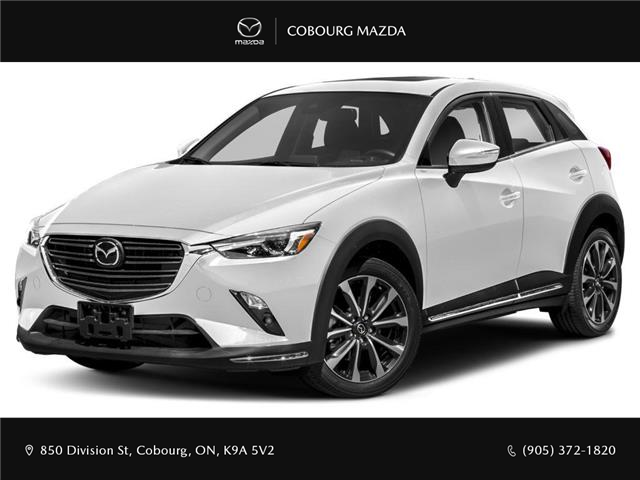 2019 Mazda CX-3 GT (Stk: 19110) in Cobourg - Image 1 of 9
