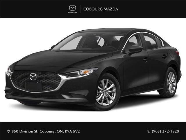2019 Mazda Mazda3 GS (Stk: 19126) in Cobourg - Image 1 of 9