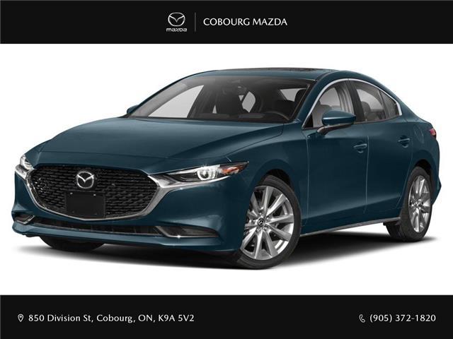 2019 Mazda Mazda3 GT (Stk: 19160) in Cobourg - Image 1 of 9