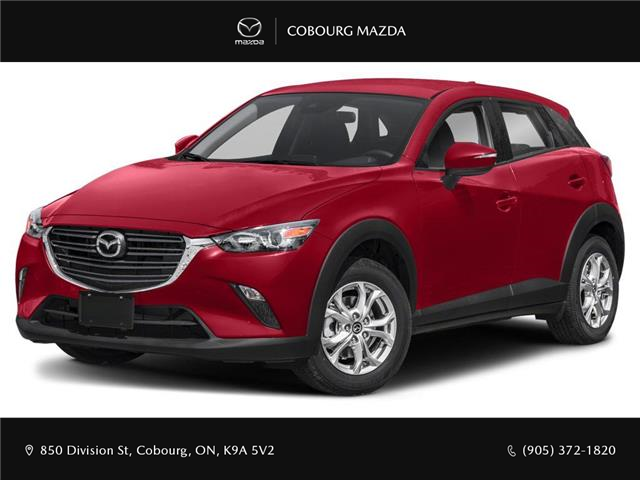 2019 Mazda CX-3 GS (Stk: 19296) in Cobourg - Image 1 of 9