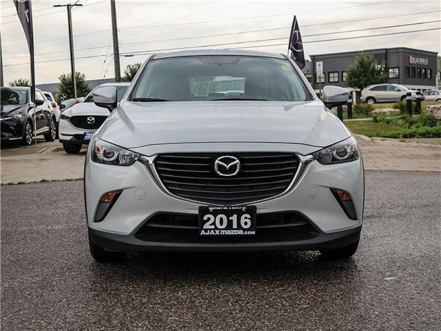 2016 Mazda CX-3  (Stk: 19-1646TA) in Ajax - Image 2 of 25