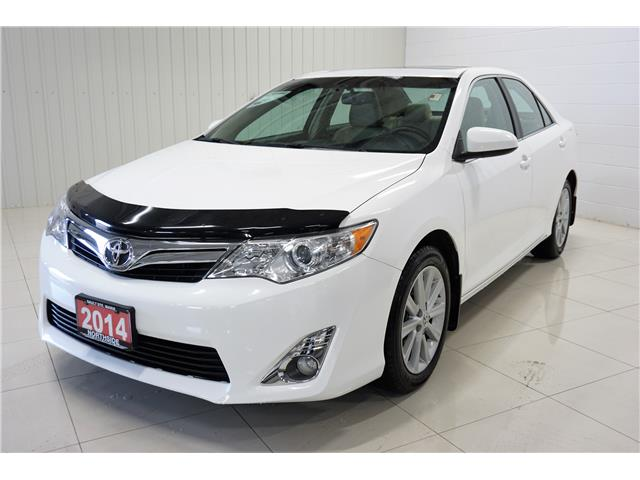 2014 Toyota Camry XLE V6 (Stk: G19001A) in Sault Ste. Marie - Image 1 of 23