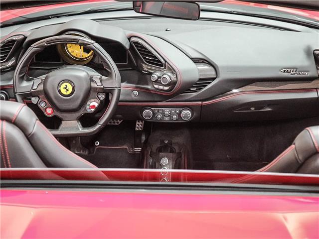 2018 Ferrari 488 Spider Base (Stk: U4353) in Vaughan - Image 14 of 30