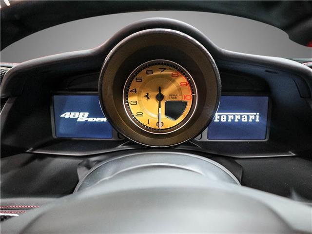 2018 Ferrari 488 Spider Base (Stk: U4353) in Vaughan - Image 20 of 30