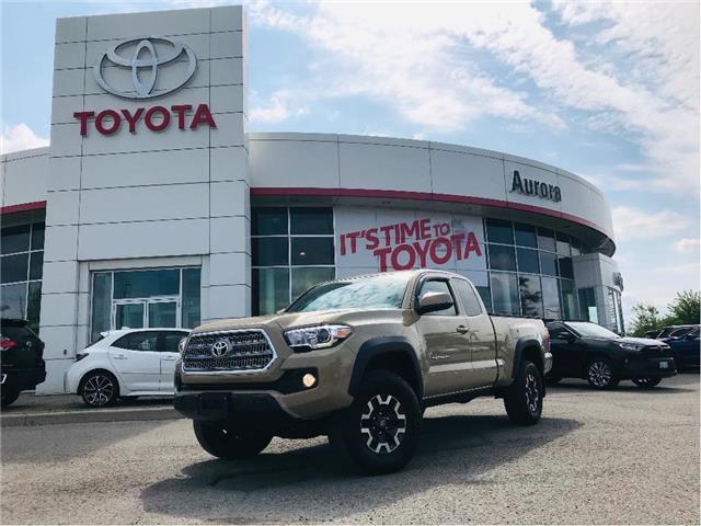 2017 Toyota Tacoma  (Stk: 6569) in Aurora - Image 1 of 18
