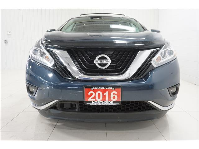 2016 Nissan Murano Platinum (Stk: P5483A) in Sault Ste. Marie - Image 2 of 26