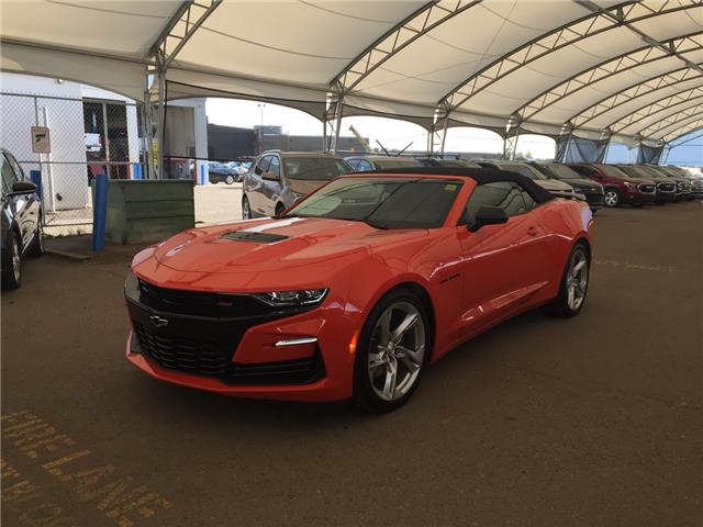 2019 Chevrolet Camaro 2SS (Stk: 175984) in AIRDRIE - Image 27 of 33
