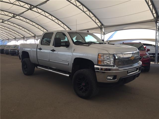 2011 Chevrolet Silverado 2500HD LT (Stk: 177399) in AIRDRIE - Image 1 of 20