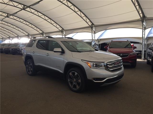 2019 GMC Acadia SLT-2 (Stk: 176554) in AIRDRIE - Image 1 of 31