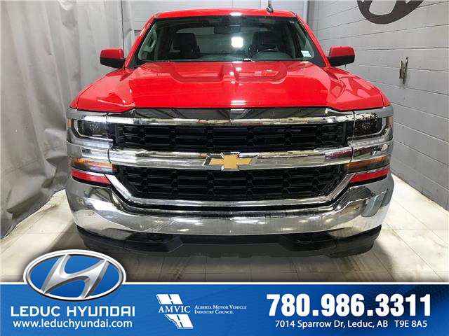 2018 Chevrolet Silverado 1500 1LT (Stk: PS0181) in Leduc - Image 1 of 8