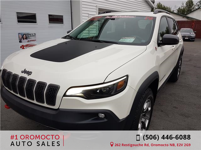 2019 Jeep Cherokee Trailhawk (Stk: 193) in Oromocto - Image 2 of 10