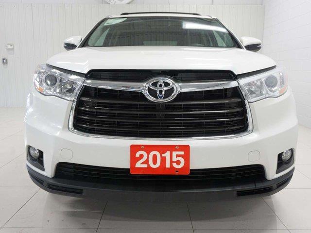 2015 Toyota Highlander XLE (Stk: G19006B) in Sault Ste. Marie - Image 2 of 25