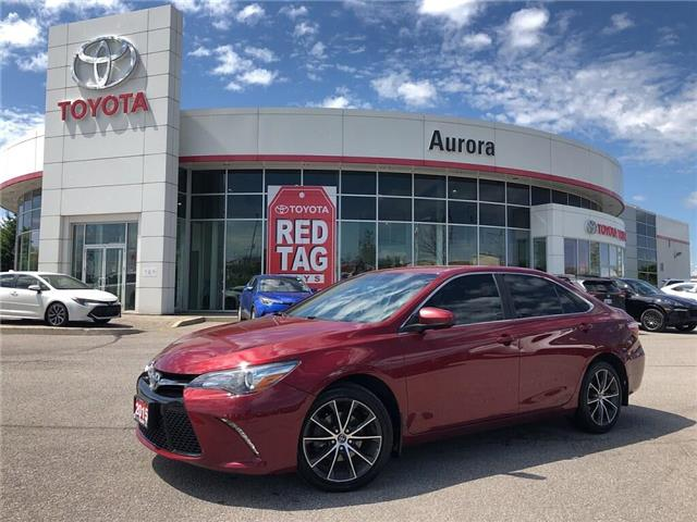 2015 Toyota Camry  (Stk: 308421) in Aurora - Image 1 of 24