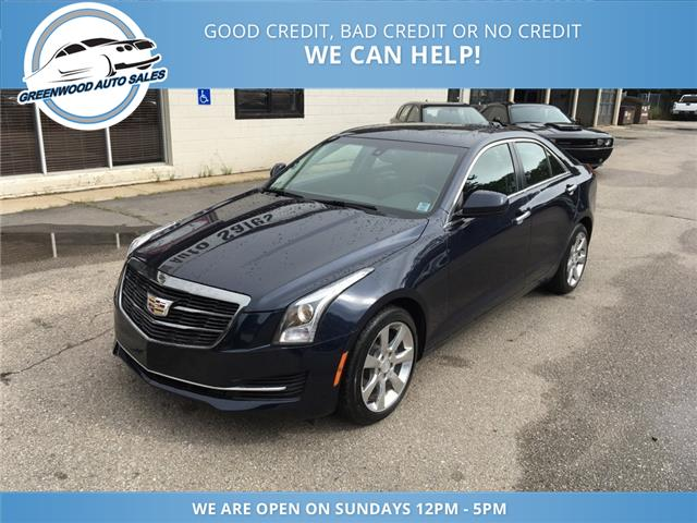 2015 Cadillac ATS 2.0L Turbo (Stk: 15-39192) in Greenwood - Image 2 of 19