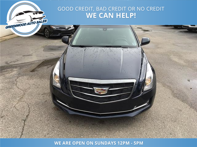 2015 Cadillac ATS 2.0L Turbo (Stk: 15-39192) in Greenwood - Image 3 of 19