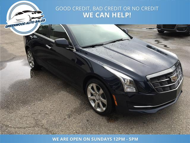 2015 Cadillac ATS 2.0L Turbo (Stk: 15-39192) in Greenwood - Image 4 of 19