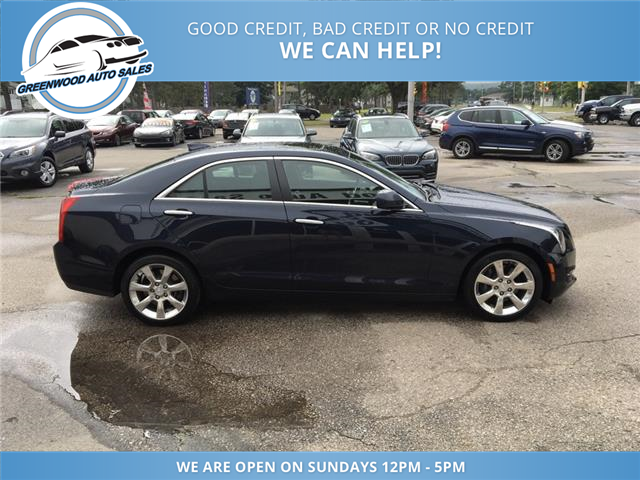 2015 Cadillac ATS 2.0L Turbo (Stk: 15-39192) in Greenwood - Image 5 of 19